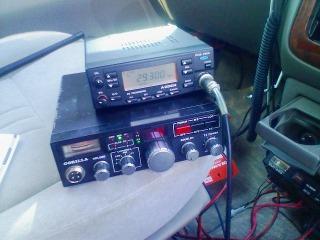 違法CB無線機 ゴリラ