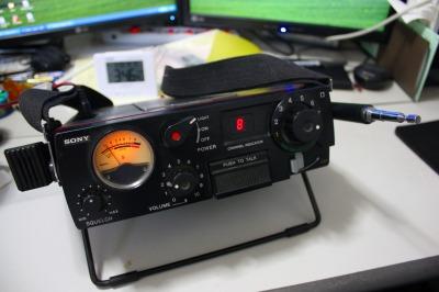 SONY ICB-770 CB 8ch 500mW
