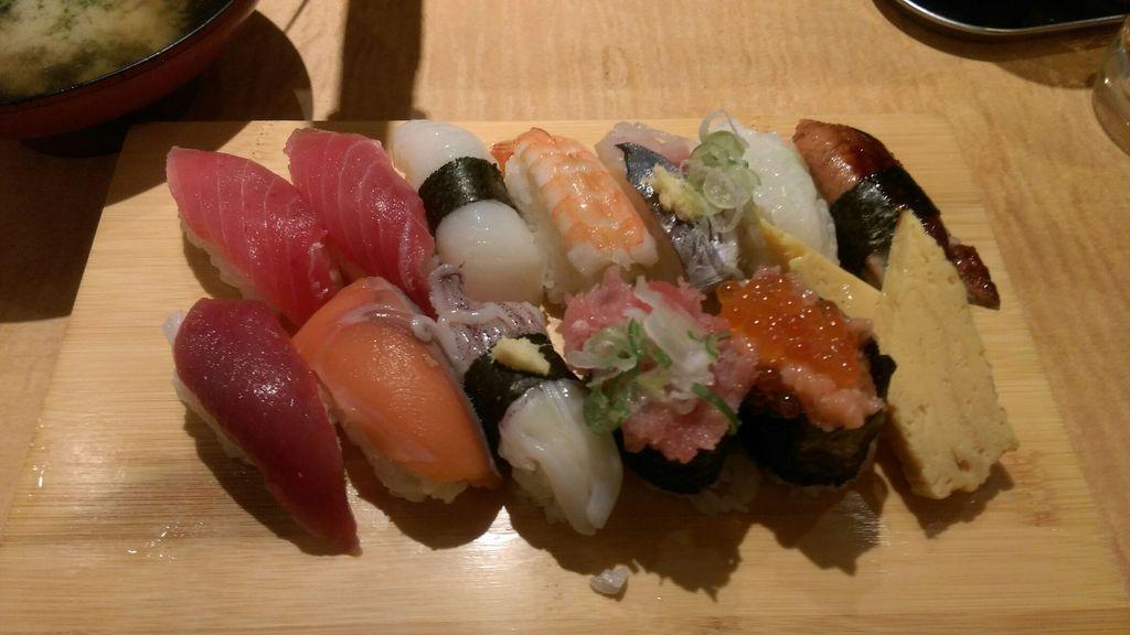 お寿司が好き